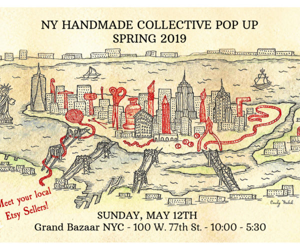 NY Handmade Collective's Spring Pop-Up 2019