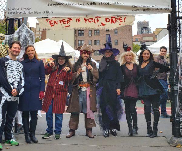 Scary Bazaar – Halloween Special