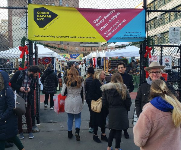 Grand Holiday Bazaar – Opening Day
